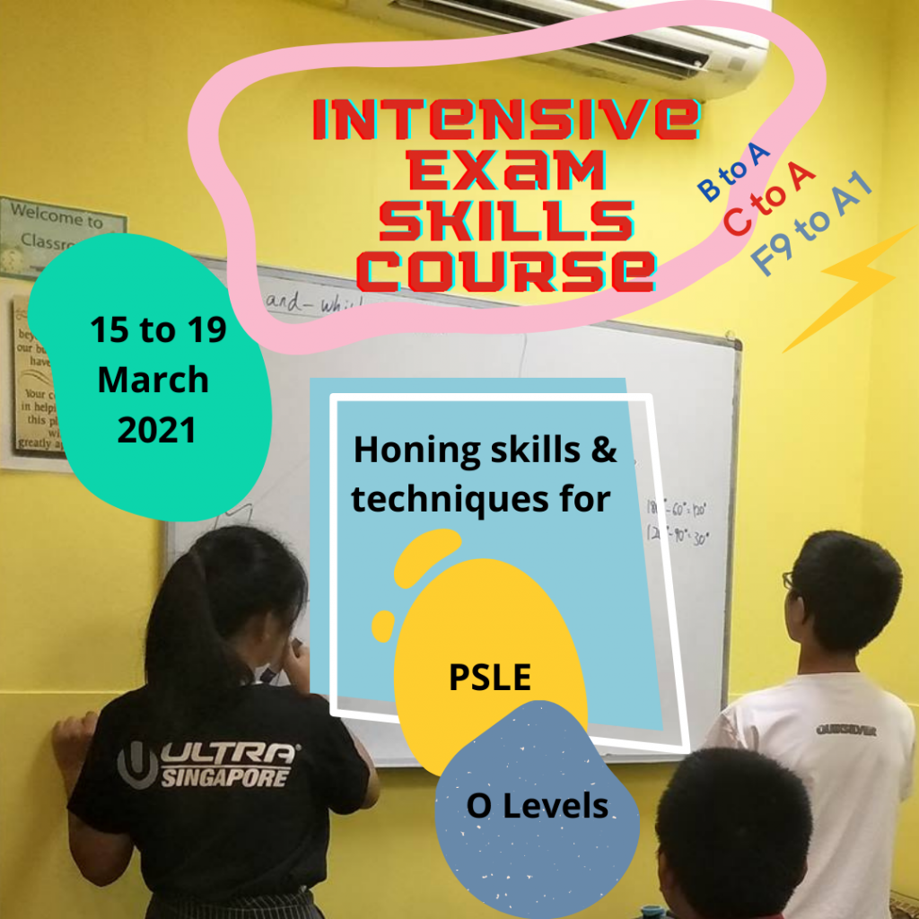 Intensive Course PSLE & O Level